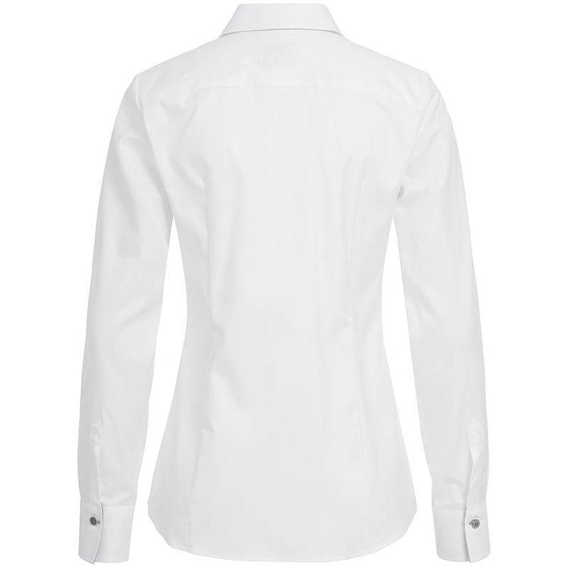 mujercuello Blusa estrechopuño de larga Kent para deportivo manga 6bfy7g