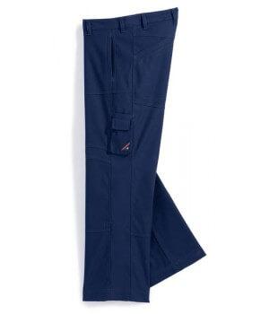 Pantalon de travail Bleu foncé Mode Stretch confort Peut bouillir