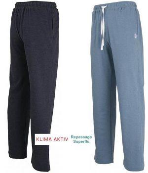 Pantalon Détente, ou Pyjama, Coton et Microfibre Confort, Entretien Facile