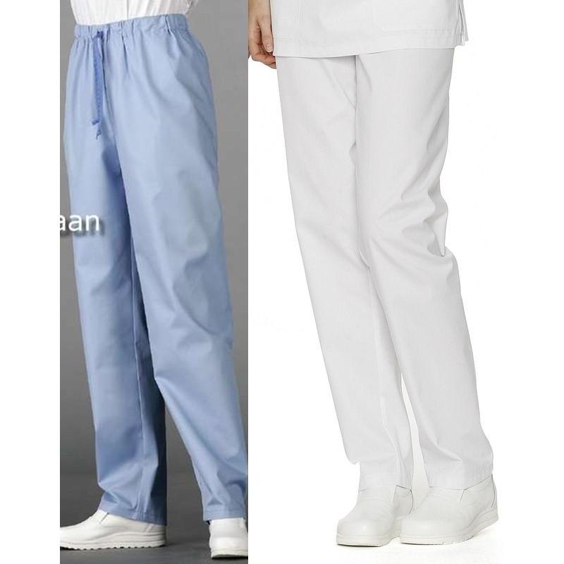 pantalon couleur homme femme ceinture lastique polycoton. Black Bedroom Furniture Sets. Home Design Ideas