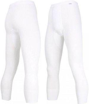 Pantalon caleçon blanc Homme, Coton peigné ultra doux, Ceinture élastique confortable et souple