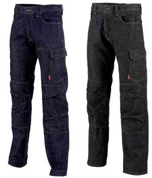 Pantalon Jean Adolphe Lafont, Modèle Jean Alicki, Denim 100% Coton