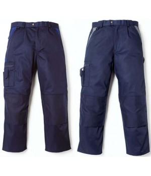 Pantalon travail Chicago, 13 poches, Buildtex Plus extensible
