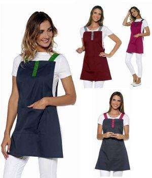 Chasuble Femme, Esprit Sportwear, Bicolore, Boutons Pression