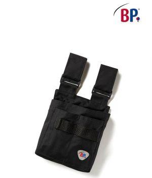 Poche étuis BP® pour Pantalon de Travail, 100% Polyamide, Noir