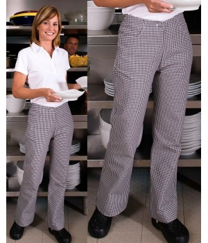 pantalon de cuisine femme biomidi. Black Bedroom Furniture Sets. Home Design Ideas