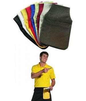 Pochette pour ceinture, à compartiments pratiques, PolyCoton