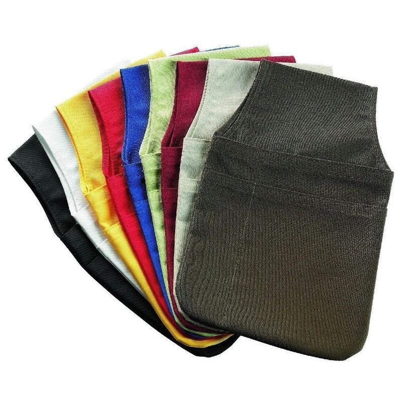 Pochette pour ceinture compartiments pratiques polycoton for Pochette pour couteaux de cuisine