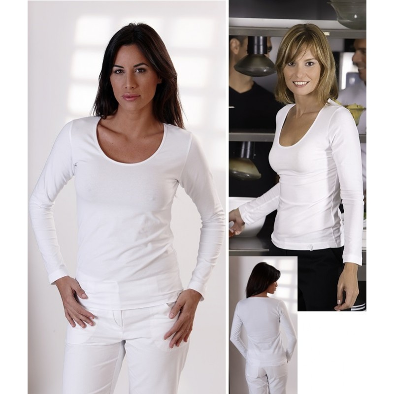f34a578fca12 T-shirt blanc