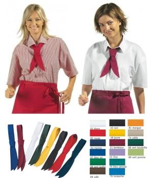 Cravate de service, PolyCoton, lavable à 95 °C