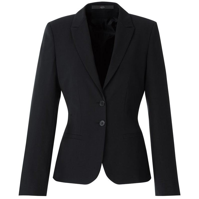 Veste femme tailleur noir