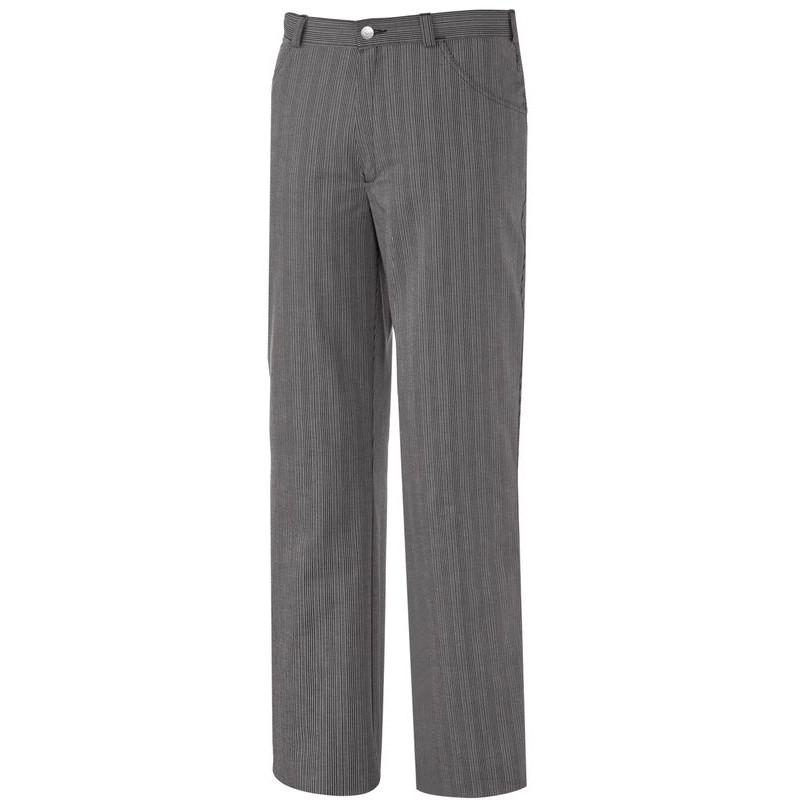 pantalon cuisine homme et femme coupe jean couleur. Black Bedroom Furniture Sets. Home Design Ideas