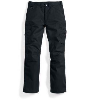 Pantalon de Travail Homme, Très Fonctionnel, Polyester Coton
