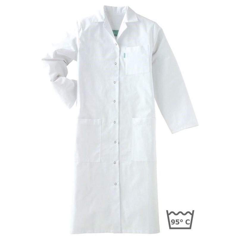 blouse blanche femme adolphe lafont manches longues coton. Black Bedroom Furniture Sets. Home Design Ideas