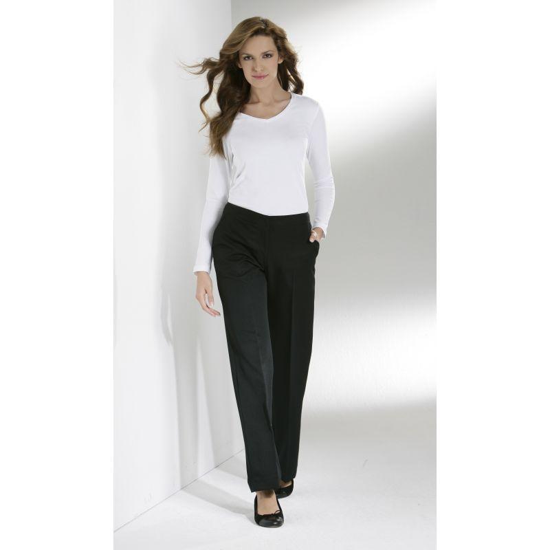 e05bef1631d105 Pantalon Femme noir Taille 42, élégant et parfaitement ajusté