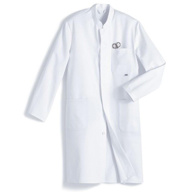 blouse blanche homme boutons sous patte 100 coton. Black Bedroom Furniture Sets. Home Design Ideas