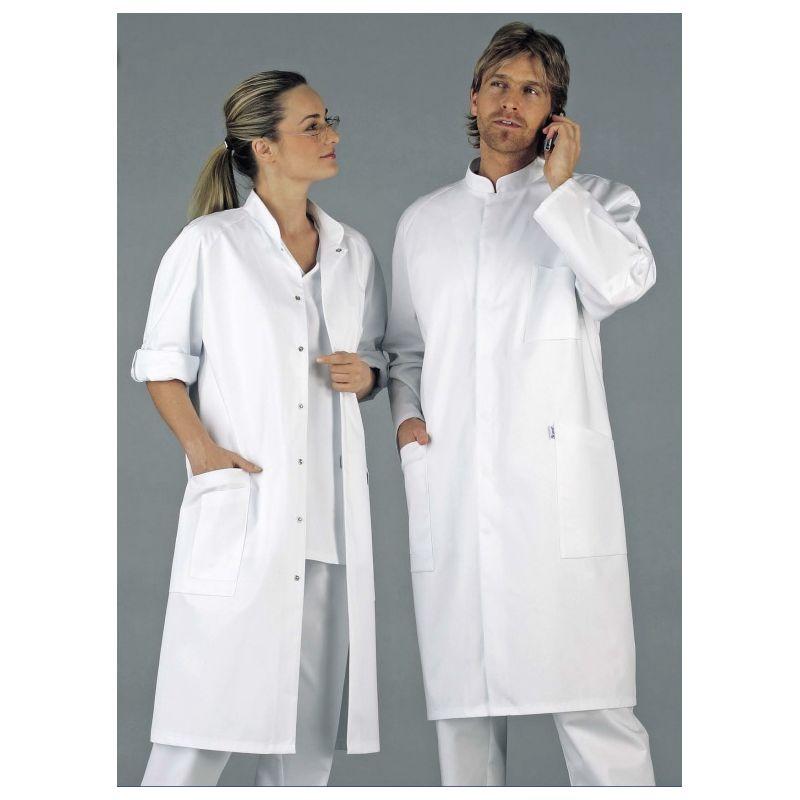 Blouse Medicale Homme Et Femme A Manches Retroussables Modele Raglan