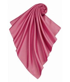 Foulard femme rose, lavable