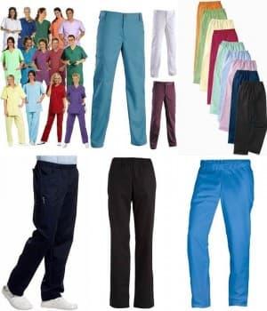 Pantalons couleur homme