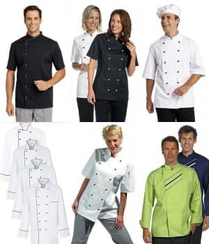 V tements cuisine et restauration biomidi for Vetements cuisine