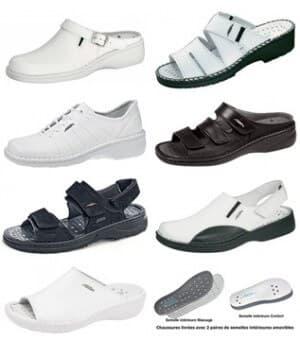 chaussures Reflexor® massage, confort, cousu main, Femme