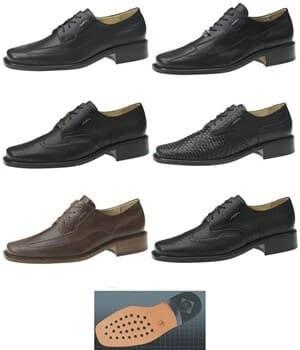 Chaussures confortables et habillées pour Homme