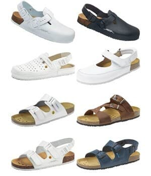 Chaussures de travail petite pointure 34