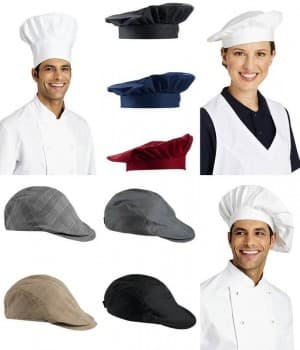 Toques Chef, Toques Cuisinier, Bérets