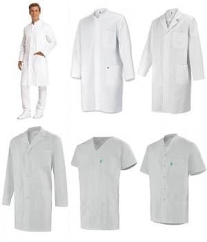 blouse homme 100% coton