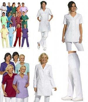 Vêtements Femme pour professions médicales