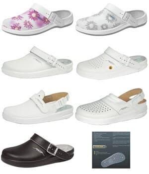 Chaussures semelle en polyuréthane amortissant