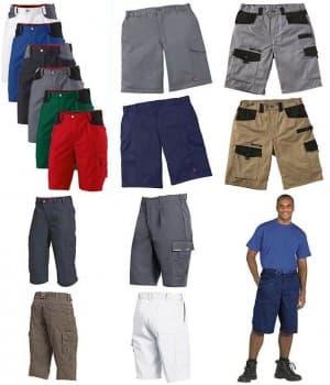 Shorts de Travail, Bermudas Professionnels