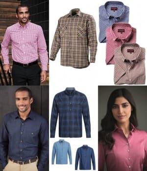 Chemises de travail