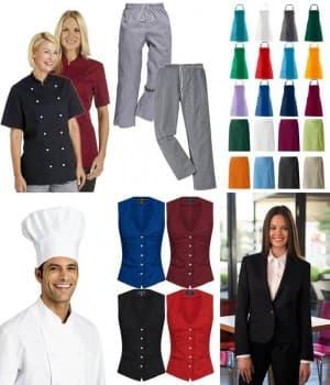 V tements cuisine et restauration biomidi for Vetement de travail cuisine