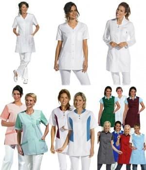 Blouses Médicales Femme