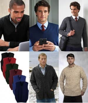 Pullovers, Débardeurs, Cardigans, Gilets