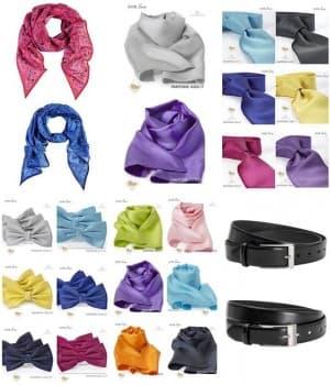 Foulards, Cravates, Ceintures, Accessoires