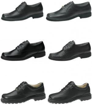 Chaussures cuir, Business Men, pour Homme