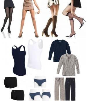 Sous Vêtements Expédition 1-2 jours