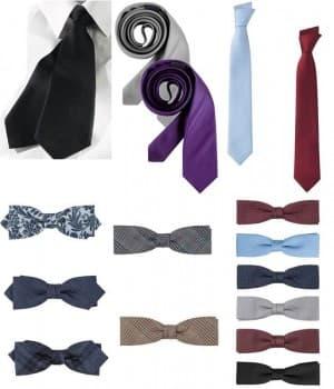 Cravates et Noeuds Papillon pour Femme