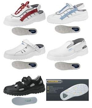 Chaussures légères Light