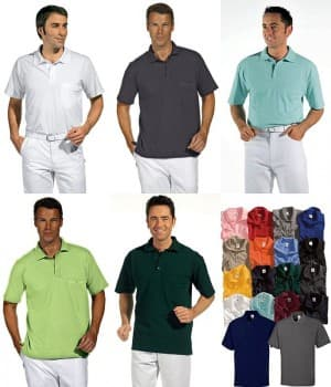 Polos Manches Courtes Homme