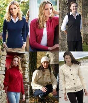 Pullovers, Débardeurs, Cardigans femme
