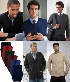 Pullovers, Débardeurs, Cardigans, Gilets, Homme