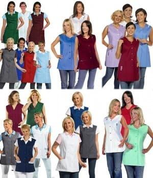 Blouses Médicales Femme sans manches