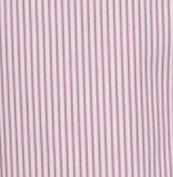 Rayures rose - blanc