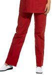 pantalon pyjama bloc rouge